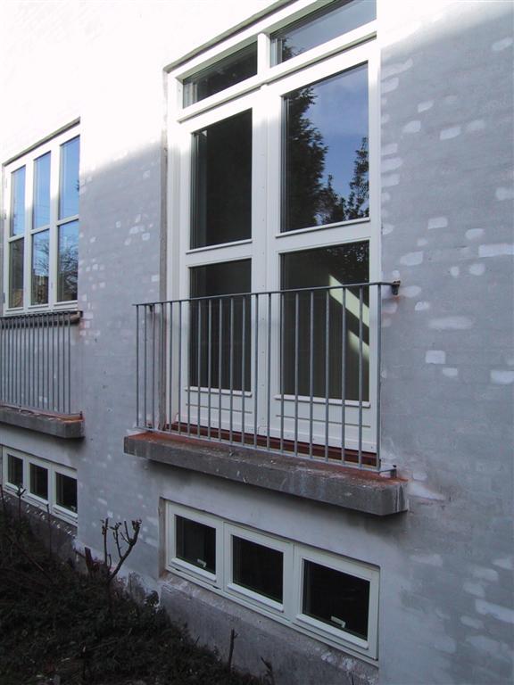 Smedearbejde i Stål,Aluminium,Rustfrit stål.MONTERING,TILBUD,PRIS.- Originale Gitterriste ...